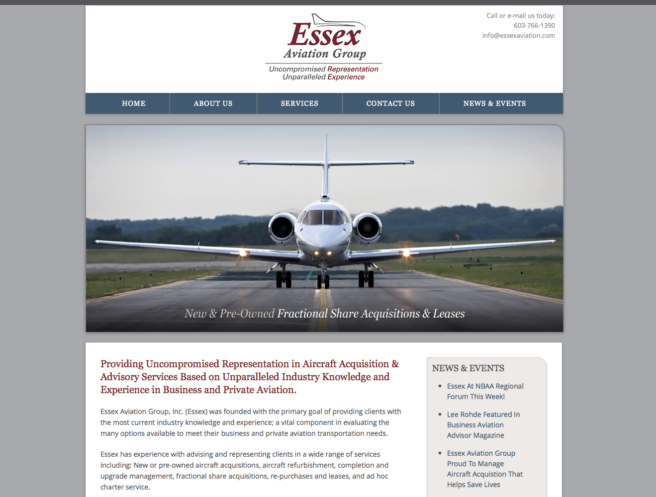 Essex Aviation Group